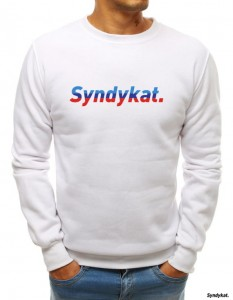 Sweatshirt Syndykat White
